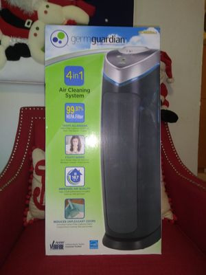 Germ guardian air purifier brand new for Sale in Hollywood, FL