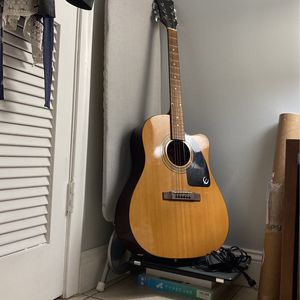 Epiphone Guitar AJ-100ce for Sale in Fort Lauderdale, FL