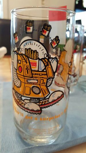 Burger King collectible glass for Sale in Queens, NY