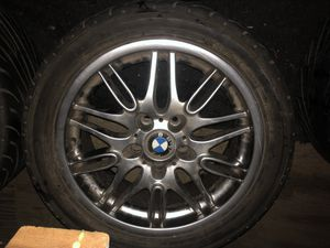 """Bmw 17"""" rims for Sale in Salinas, CA"""