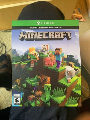 Minecraft code for sale pay cash app for Sale in Orlando, FL
