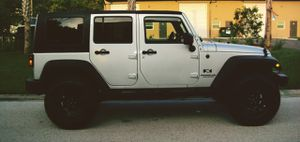 GREAT JEEP WRANGLER 2007 * LOW MILES * LOW PRICE 1K for Sale in Toledo, OH