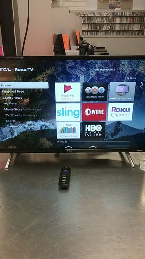 "TCL Roku Tv 32"" for Sale in Redmond, WA"
