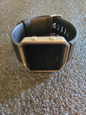 Fitbit Blaze (Black) for Sale in West Chester, PA