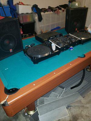 Dj equipment for Sale in Stockbridge, GA