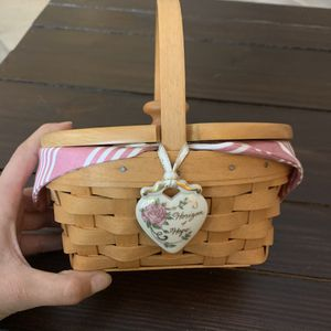 2 Longaberger baskets for Sale in Lake Forest, CA