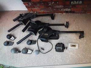 3 Cannon Downriggers with Lead Weights for Sale in Pompano Beach, FL