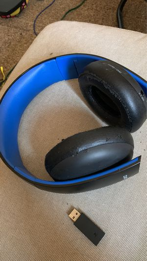 PS4 Wireless Stereo Headset for Sale in Moon Township, PA