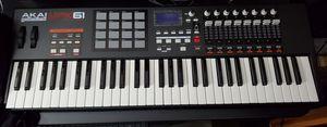 Akai MPK61 Trade for Native InstrumentsKOMPLETE KONTROL S61 MK2 for Sale in Santa Clarita, CA