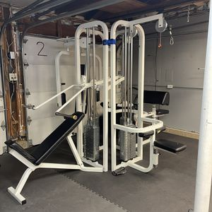 Universal Weight System for Sale in Howell Township, NJ