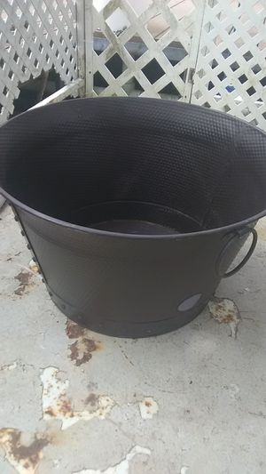 Metal house planter for Sale in Brandon, MS