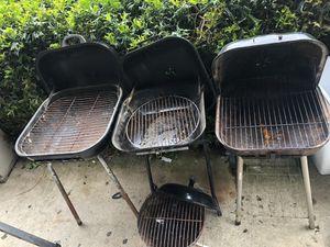 Set of bbq grills for Sale in Atlanta, GA
