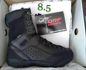 New Tactical Research Men's Waterproof Tactical Boots, Size 8.5 for Sale in Lake Forest, CA