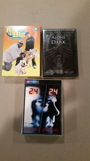 Variety of dvds for Sale in Trussville, AL