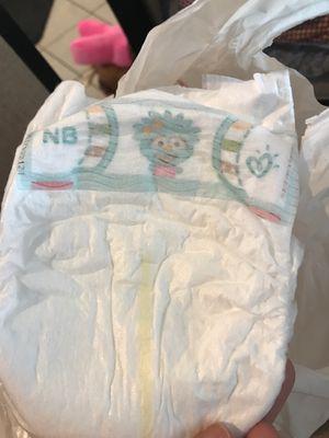Newborn diapers for Sale in Fontana, CA