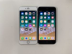 Factory unlocked Iphone 6 Plus 16GB (available: grey & silver color) - $210 each, firm price for Sale in Renton, WA