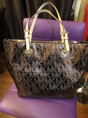 Chocolate Brown Michael Kors Purse for Sale in Concord, CA