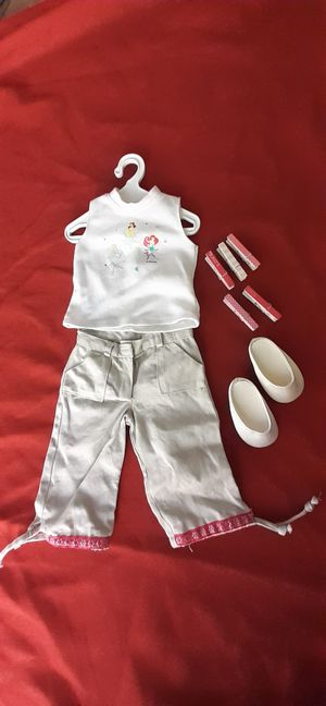 American girl doll suit for Sale in Los Angeles, CA
