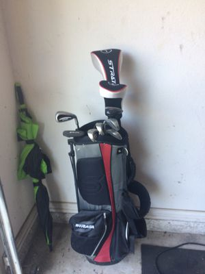 Golf clubs and bag for Sale in Elkridge, MD