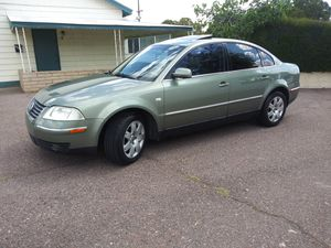 2003 passat with only 98,000 miles!!!! for Sale in Phoenix, AZ