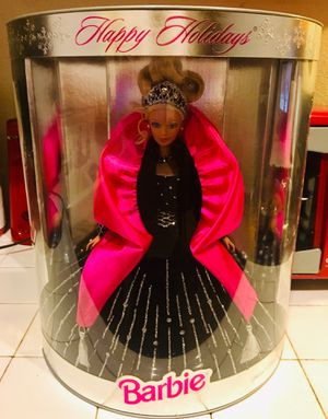 Happy Holidays Barbie 1998 for Sale in Las Vegas, NV