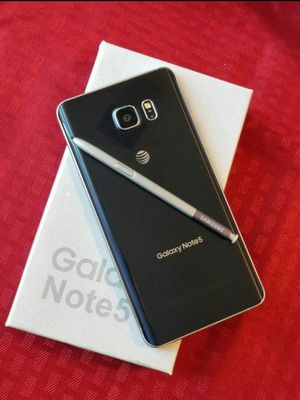 Samsung Galaxy Note 5 ,,UNLOCKED .  Excellent Condition  ( as like New) for Sale in West Springfield, VA