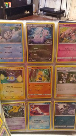 Pokemon cards common for Sale in Anderson, SC