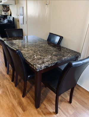 Marble dining table for Sale in Torrance, CA