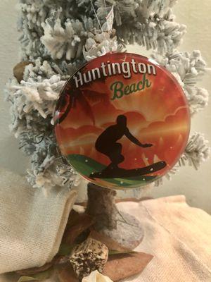 Huntington Beach Christmas Ornament for Sale in Largo, FL
