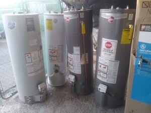 Water HEATERS 30s 40s and 50s NEW AND USED for Sale in Pomona, CA