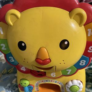 Fisher - Price 3 In 1 Sit , Stride , & Ride Lion for Sale in Los Angeles, CA