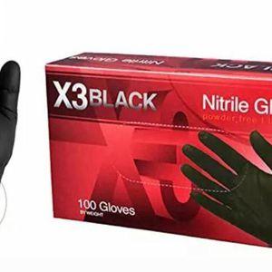 Black Nitrile Gloves for Sale in New York, NY