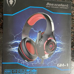 Beexcellent Pro Gaming headset for Sale in Temecula, CA