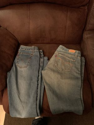 Levi set of jeans size 3 for Sale in Los Angeles, CA