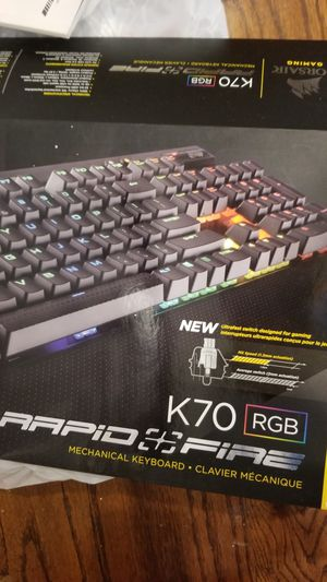 Gamers keyboard and mouse open box new for Sale in Plano, TX