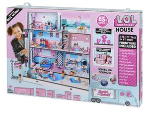 NEW LOL DOLL HOUSE WITH LIGHTS AND SOUNDS for Sale in Chicago, IL