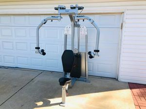 Fly Machine - Rear Delt Machine - Hoist - Gym Equipment - Commercial Grade - Work Out - Exercise for Sale in Downers Grove, IL