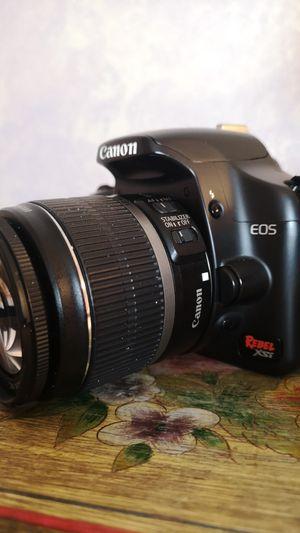 Canon Rebel xsi EOS Stock lense for Sale in Los Angeles, CA