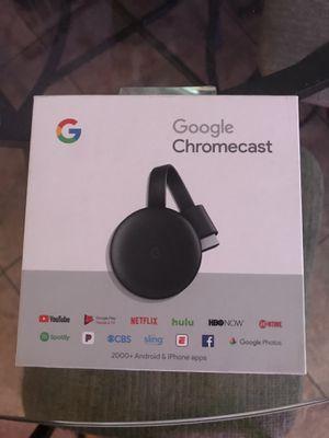 Google Chromecast for Sale in Riverside, CA