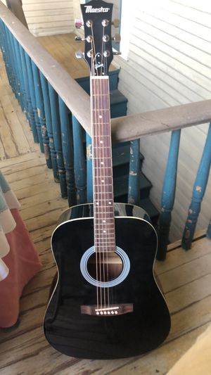 Maestro by Gibson acoustic guitar for Sale in Roanoke, VA