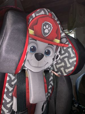 Paw patrol car seat for Sale in San Jose, CA
