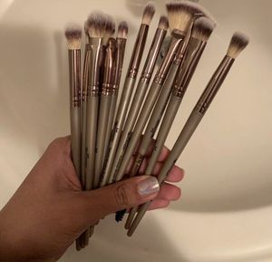 12 Piece Set Makeup Brushes for Sale in Auburn Hills, MI