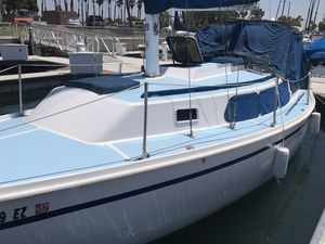 1974 Newport 30 sailboat - Maxed out with upgrades for Sale in Long Beach, CA