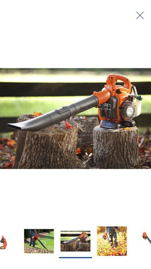 Husqvarna leaf blower 125B for Sale in Frederick, MD