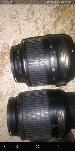 Nikon camera lenses for Sale in undefined