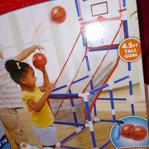 Basketball hoop Set for Sale in Rochester, NY