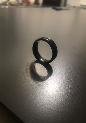 Black band Ring (Size:11) for Sale in Miramar, FL