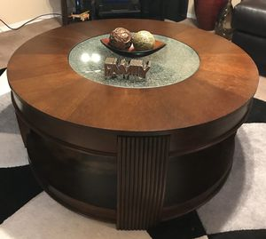 coffee table solid wood for Sale in Orange City, FL
