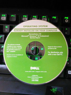 Windows XP Software - Service Pack 2 & 3 - With Drivers To Run Old Programs for Sale in Fullerton, CA