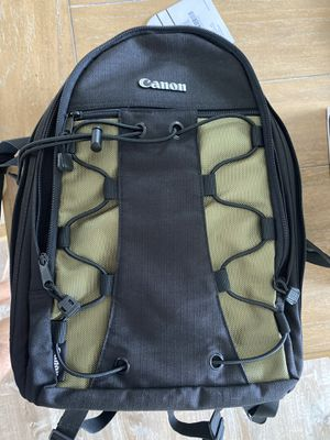 NEW CANON DSLR BACKPACK for Sale in Winter Springs, FL